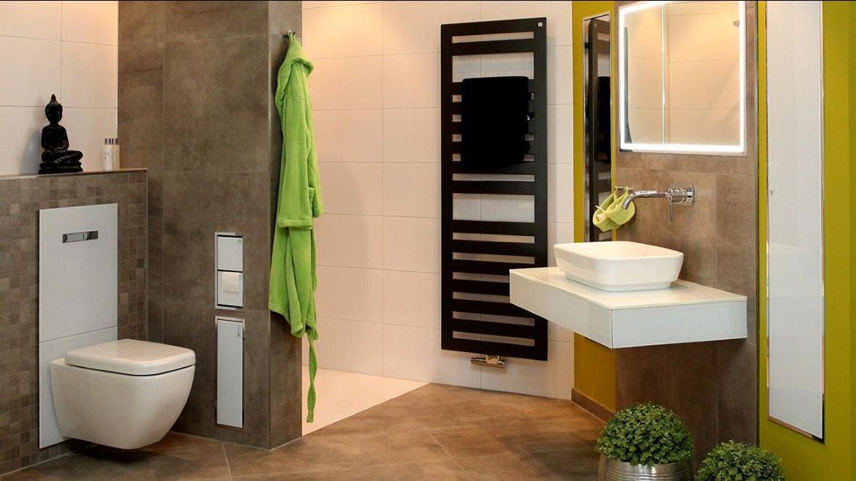 Barrierefreie Badezimmer-Modernisierung